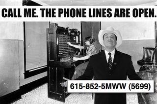 WR Call Me