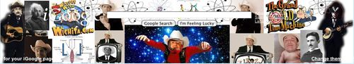 Wichita's iGoogle Theme