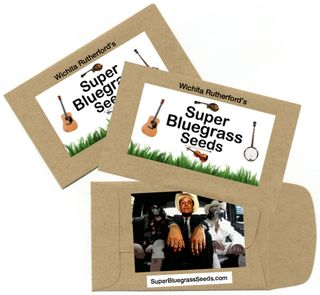 Super Bluegrass Seeds